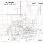 Utility Maps / San Patricio County Economic Development Corporation - Map Of Aransas Pass Texas