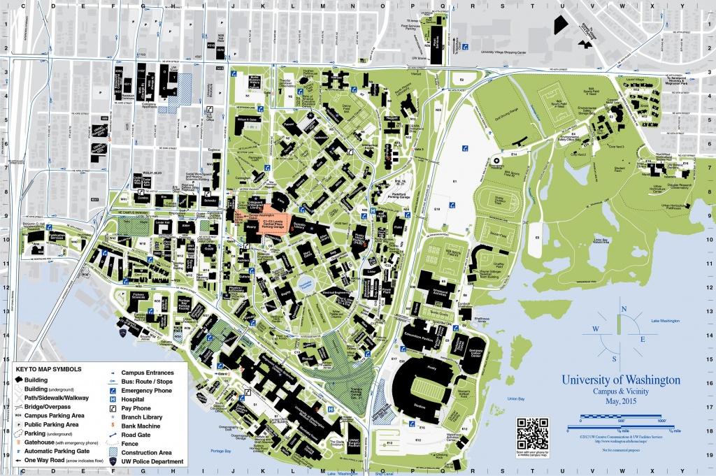 Uw Campus Maps | Dehazelmuis - Uw Madison Campus Map Printable