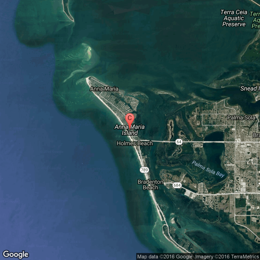 Vacations To Anna Maria Island, Florida | Usa Today - Anna Maria Island In Florida Map