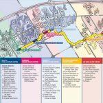 Vegas Monorail Map 2012 |  Vegas Convention Center Station Las   Printable Map Of Las Vegas Strip With Hotel Names
