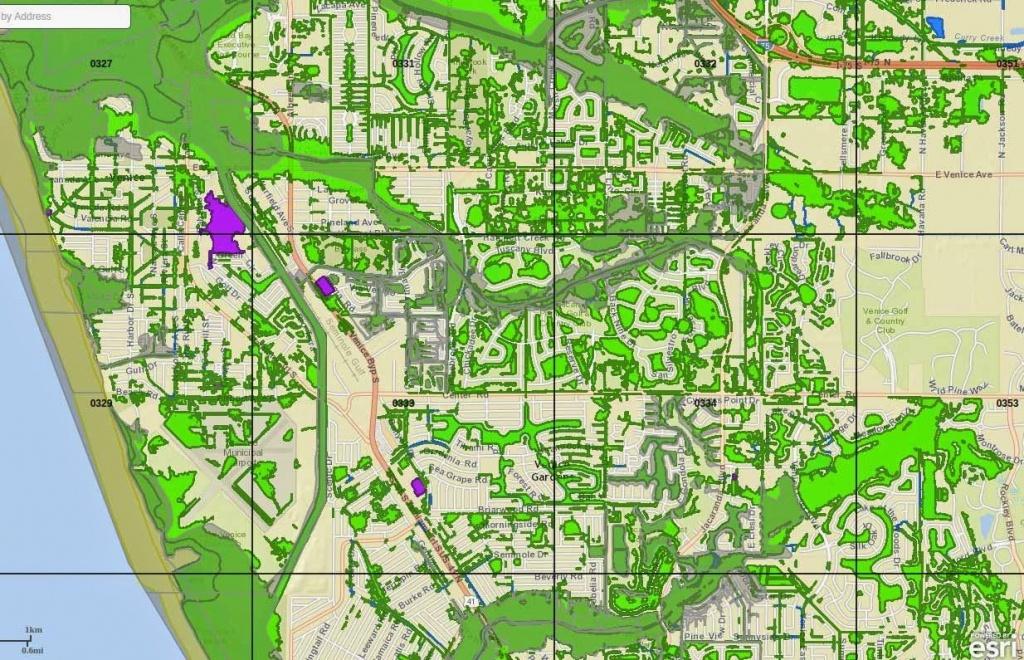 Venicefl Real Estate: New Sarasota County Flood Maps, Part 2 - Venice Florida Flood Map