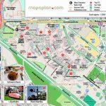 Vienna Maps Top Tourist Attractions Free Printable City – Vienna   Oxford Tourist Map Printable