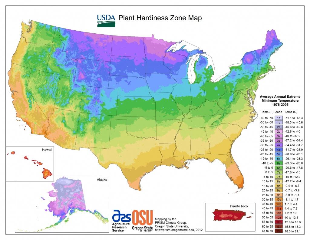 View Maps   Usda Plant Hardiness Zone Map - California Heat Zone Map