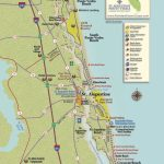 View St. Augustine Maps To Familiarize Yourself With St. Augustine   St Augustine Florida Map