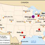 Villes Aux États Unis — Wikipédia   Atlanta Texas Map