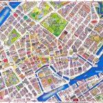 Virtual Interactive 3D Copenhagen Denmark City Center Free Printable   Free Printable Aerial Maps