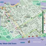 Visite De Key West - Floride - Les Incontournables - - Map Of Duval Street Key West Florida