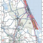 Volusia & Flagler County Evacuation Route/zone & Storm Surge Zone   Florida Evacuation Route Map