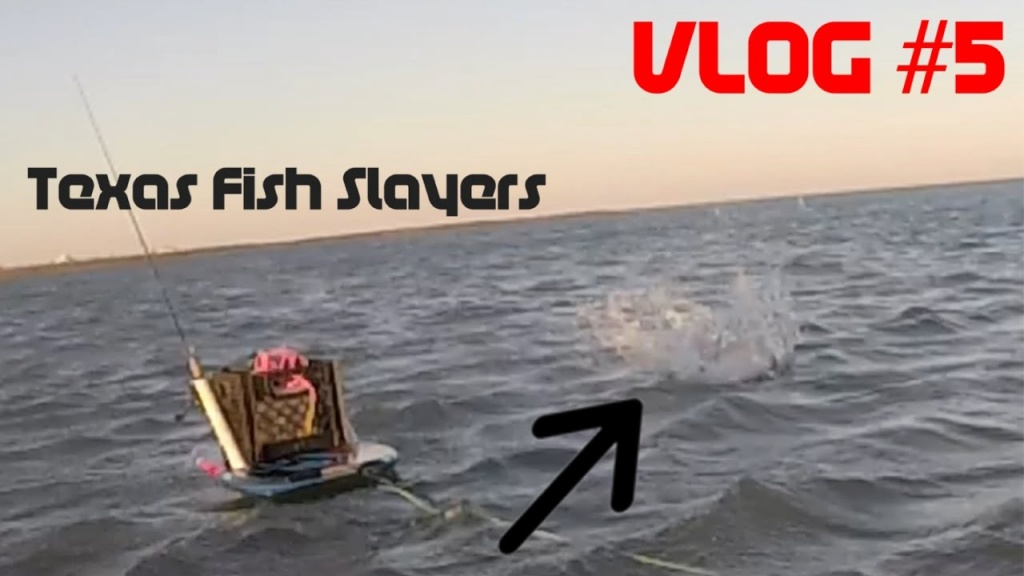 Wade Fishing Galveston West Bay - Youtube - Texas Wade Fishing Maps