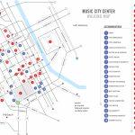 Walking Map   Nashvillemusiccitycenter   Printable Map Of Nashville