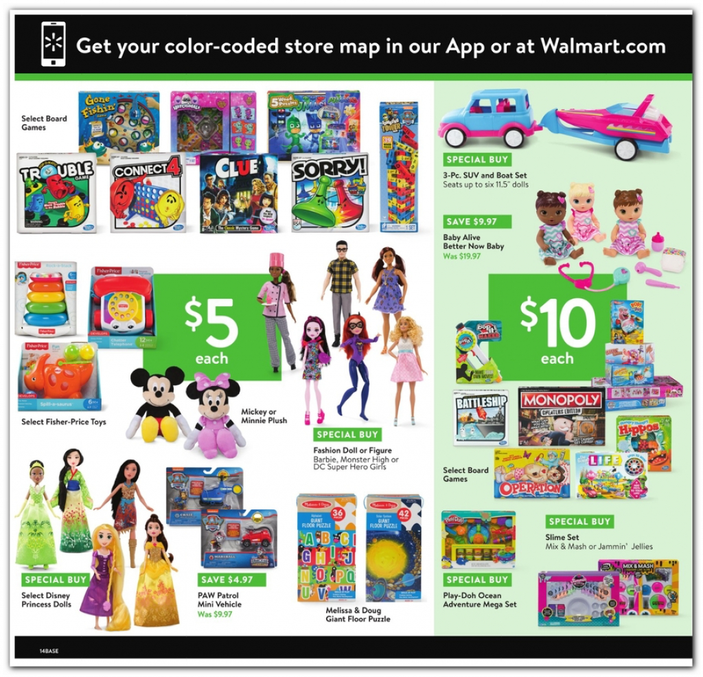 Walmart Black Friday 2018 Ad, Deals And Store Hours - Nerdwallet - Printable Walmart Black Friday Map