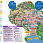 Walt Disney World Map 2014 Printable   Walt Disney World Park And   Printable Disney Park Maps