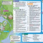Walt Disney World Map Pdf   Gcocs   Printable Disney Park Maps