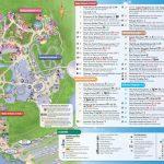 Walt Disney World Maps   Walt Disney Florida Map