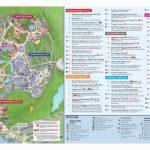 Walt Disney World Park Guide Maps - Blog Mickey - Magic Kingdom Florida Map