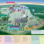 Walt Disney World - Resorts - Resort Map | Wdw -- Disney Resorts In - Disney Orlando Florida Map