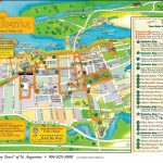 Walt Disney World To St. Augustine: A Florida Road Trip   Polka Dots   St Augustine Florida Map Of Attractions