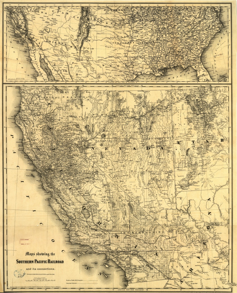 Washington County Maps And Charts - Old Maps Of Southern California