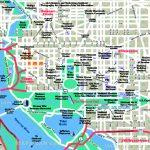 Washington Dc Maps   Top Tourist Attractions   Free, Printable City   Printable Map Of Downtown Dc