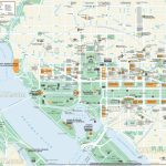 Washington Dc Maps   Top Tourist Attractions   Free, Printable City   Printable Street Map Of Washington Dc