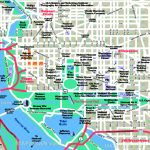 Washington Dc Maps   Top Tourist Attractions   Free, Printable City   Washington Dc City Map Printable