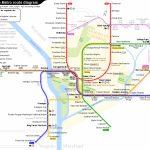 Washington Metro   Wikipedia   Printable Dc Metro Map