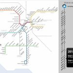 Watch The Los Angeles Metro Rail Map's Spectacular Growth From 1990 - California Metro Rail Map