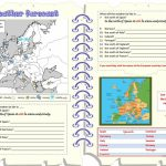 Weather Forecast + Will + Countries Worksheet   Free Esl Printable   Printable Weather Map