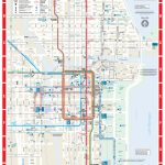 Web Based Downtown Map   Cta   Map Of Chicago Attractions Printable