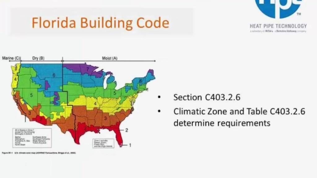 Webinar 20160929 Meet The Florida Building Code - Youtube - Florida Building Code Climate Zone Map
