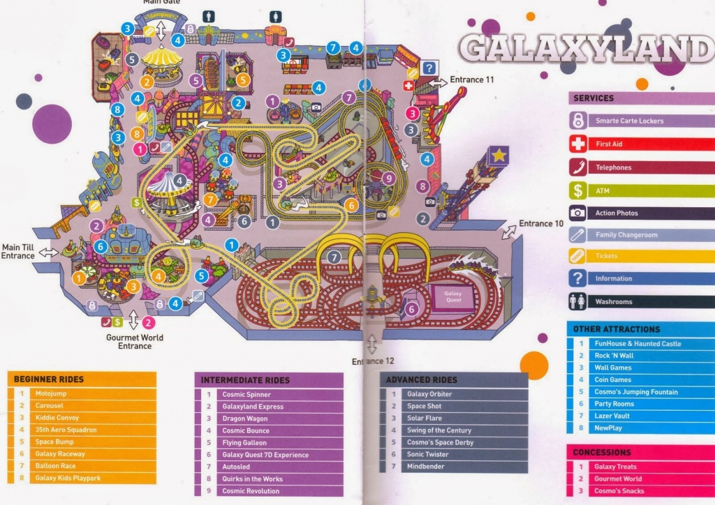 West Ed Mall Map | Camping Map - Printable West Edmonton Mall Map