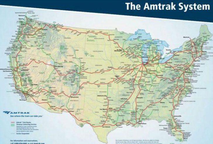 Amtrak Station Map Florida