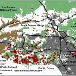 Where Do Mountain Lions Hunt In Los Angeles?   The Verge   Mountain Lions In California Map