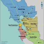 Where Is San Mateo California On The Map San Francisco Bay Area   San Mateo California Map