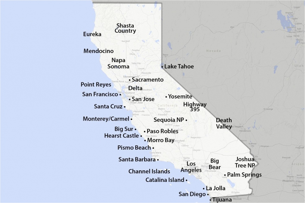Where Is Santa Monica California On A Map Maps Of California Created - Where Is Santa Monica California On A Map