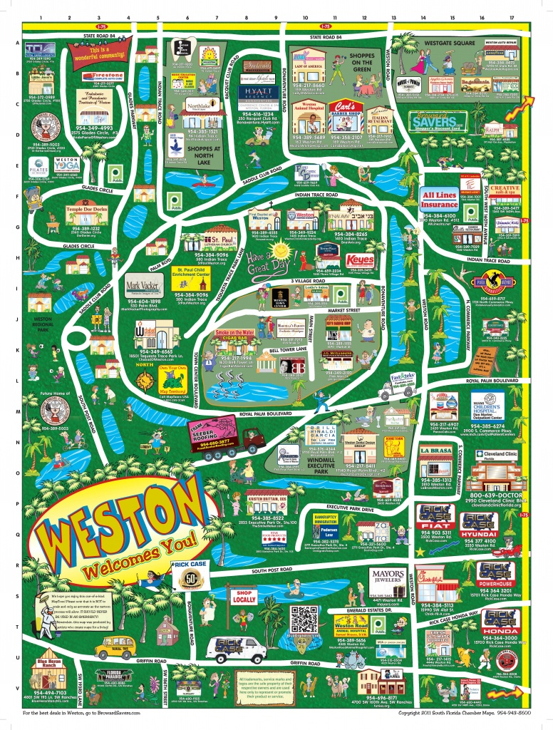 Where Is Weston Florida On The Map And Travel Information | Download - Google Maps Weston Florida