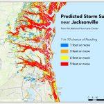 Where Will Hurricane Matthew Cause The Worst Flooding? | Temblor - Flood Insurance Map Florida