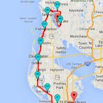 Why I Love Ultras: The 2014 Pinellas Trail Challenge | Dave Krupski   Pinellas Trail Map Florida