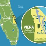 Why Viera   Business Relocation | Investment | Central Florida | Mpc   Florida High Tech Corridor Map