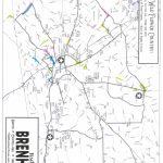 Wildflower Map With Key 04.12.19 - Brenham, Texas & Washington County - Google Maps Brenham Texas