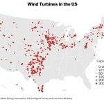 Wind Energy's Lopsided Growth In The Us, Explained With 4 Maps   Vox   Wind Farms Texas Map