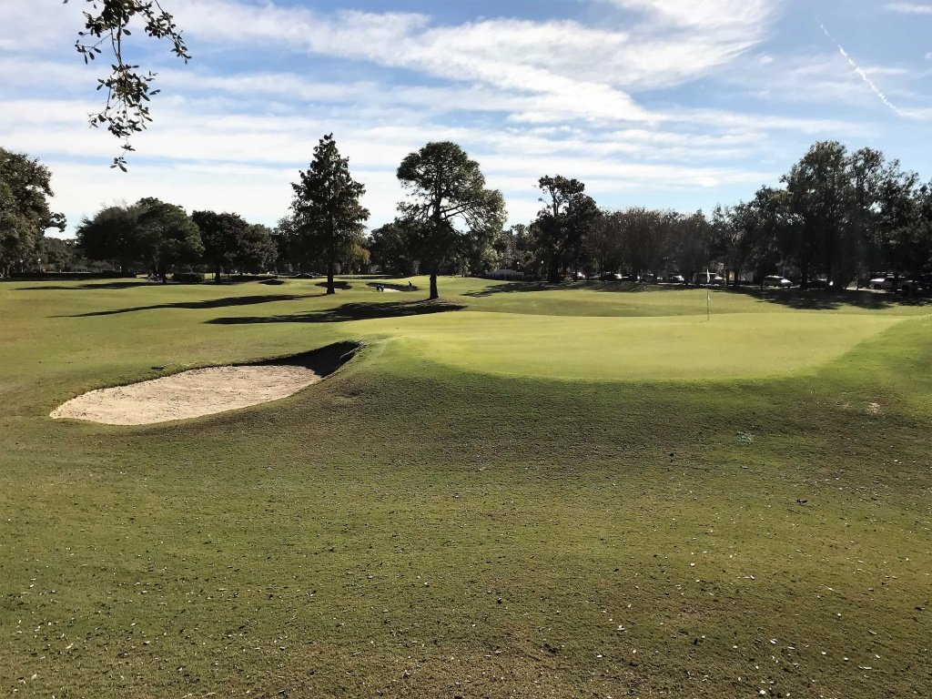 Winter Park Golf Course – City Of Winter Park - Florida Golf Courses Map