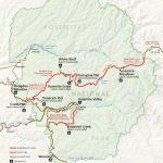 Winter Road Closures   Yosemite National Park (U.s. National Park   California Chain Control Map