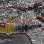Woolsey Fire   Aria Damage Proxy Map V0.5 | Nasa Earth Science   California Fire Map Google