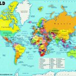 World Map Countries Download Awesome With Country Names And Capitals - Printable World Map With Countries Labeled Pdf