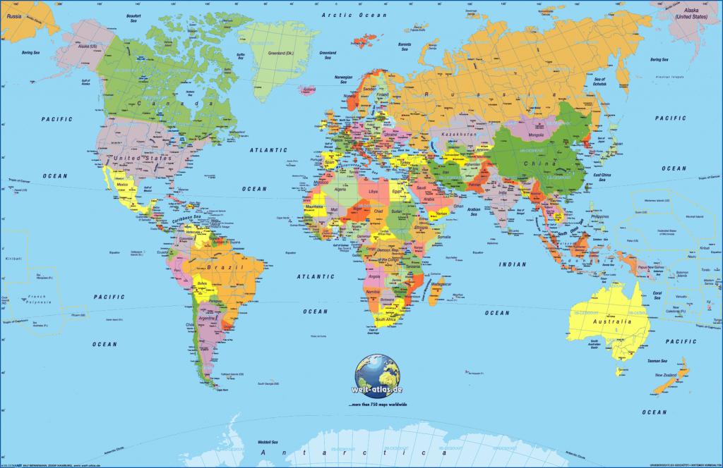World Map Hd 4K | World Map | World Map Wallpaper, World Atlas Map - 8.5 X 11 Printable World Map