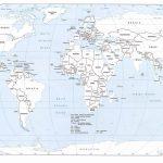 World Map Printable Pdf | D1Softball - Printable World Map With Countries Labeled Pdf