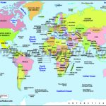 World Map Printable, Printable World Maps In Different Sizes   Free Printable World Map With Country Names