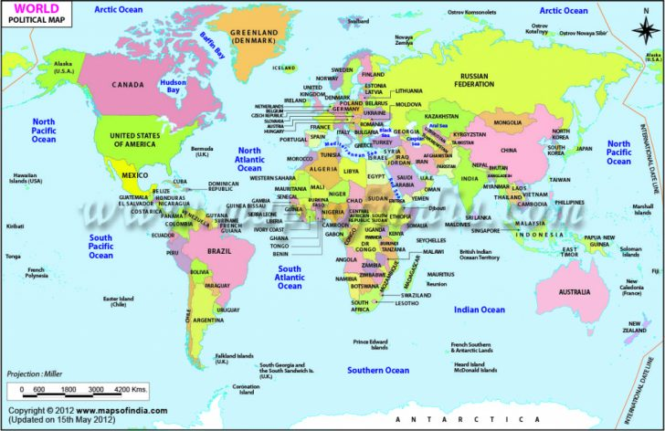 Printable Map Of