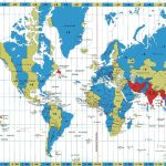 World Time Zones Map Printable Of Us Usa Zone Best With States   Printable World Time Zone Map